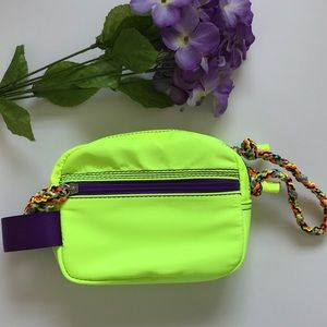 Urban Outfitters Sporty Nylon Clutch Wriset Bag